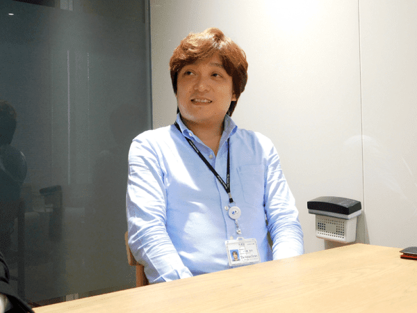 Editorial Office Media Production Division Manager  Hiromitsu Chifuri