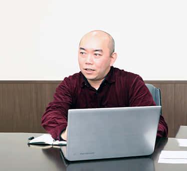 株式会社Active node株式会社代表取締役<br />柄井 匡 様