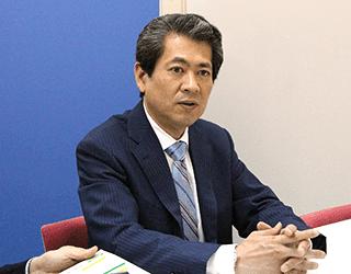 株式会社不動産流通システム 代表取締役 深谷 十三 様