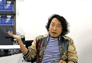 株式会社NEWSY 代表取締役<br />タカハシ マコト様