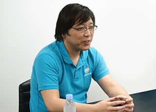 株式会社アーシタン 首席技監 遠藤 進悟 様