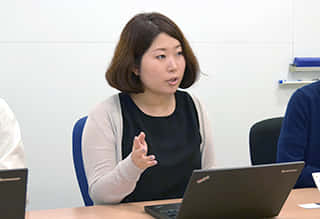 株式会社キュービック コンテンツディビジョン ディレクター 金井 英里 様