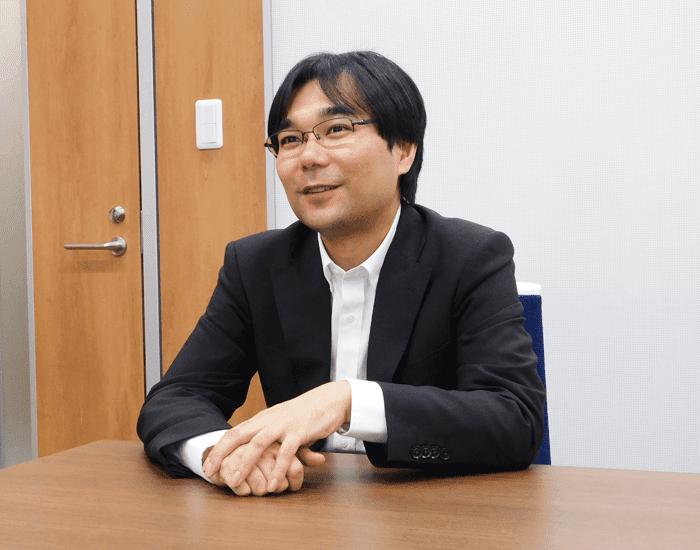 株式会社カーフロンティア 開発ユニットマネージャー 田岡 圭介氏