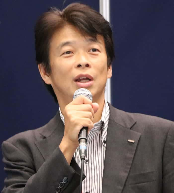 オムロン ヘルスケア株式会社 データソリューション課長 松田 高明氏